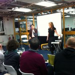 eric ries at techhub