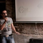 Lucian at starit meetup