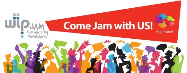WIPJam Barcelona Come Jam with us